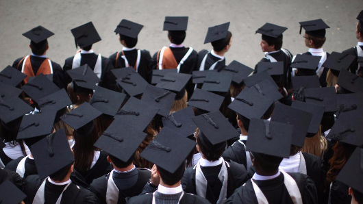 Graduate unemployment rate at lowest level since 1989, shows study