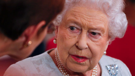 Queen's security details found on street