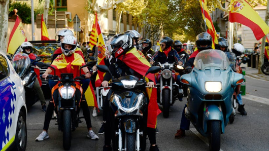 Catalonia's 'silent majority' breaks silence in pro-Spain rally