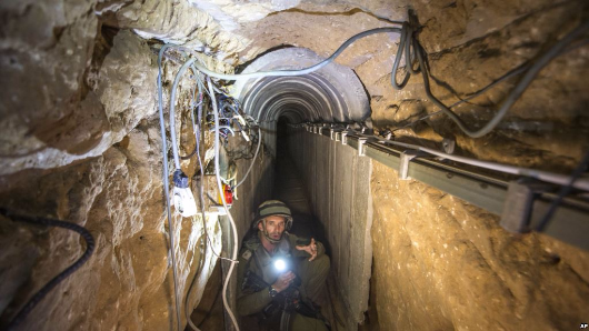 N.Korea tunnel collapses, 200 likely dead