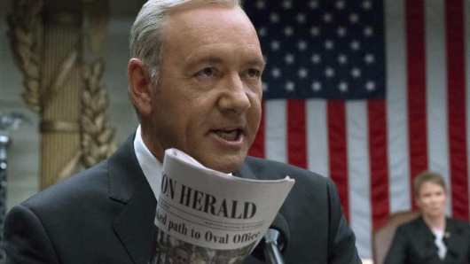 'House of Cards' crew accuse Spacey