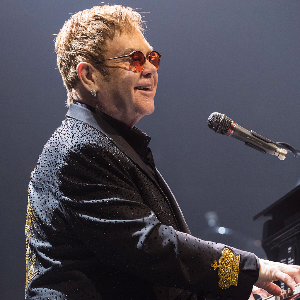 Harvard honours Elton John for work on HIV