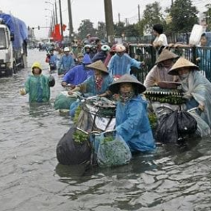 Flooded Vietnam releases reservoir water