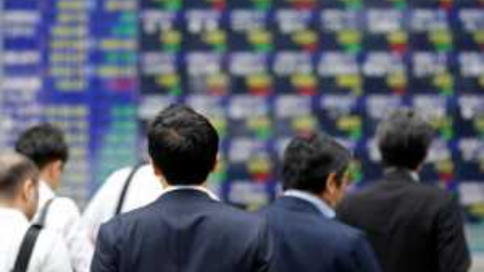 Asia stocks pause at peaks, ponder US tax