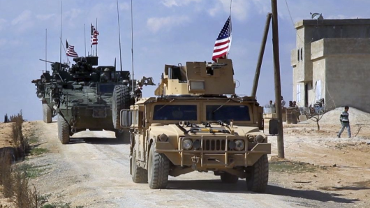 Syria calls Turkish, US forces 'invaders'