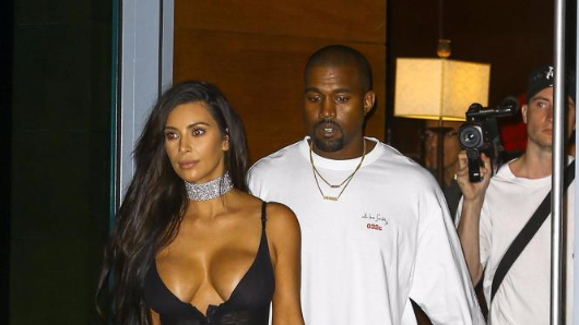 Kim Kardashian and Kanye sell LA mansion