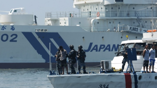 Japan to help Manila to stop pirates