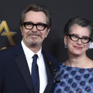 Gary Oldman marries for fifth time