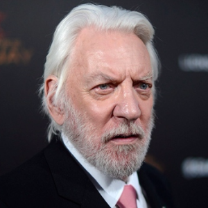 Honorary Oscar for Donald Sutherland