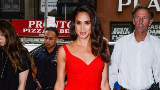 Meghan ditches risque item