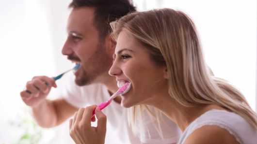 Why brushing your teeth's not vital