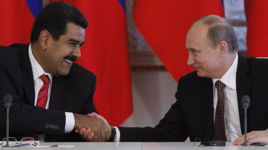 Russia, Venezuela sign debt deal