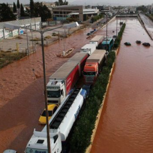 Floods kill at least 15 in Greece