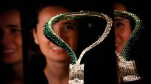 Necklace sells for record $34m at auction