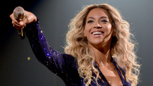 Beyonce is music's highest-paid woman