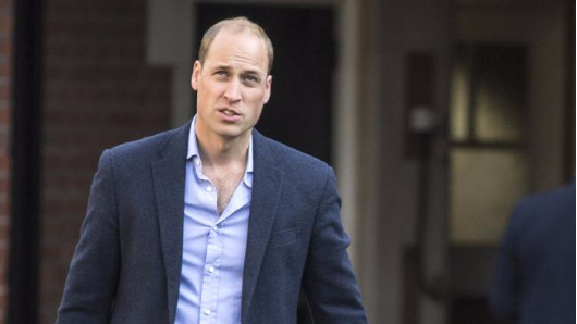 Prince William struggled as a new dad