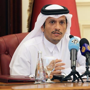 Qatar warns of 'dark ages' in the Middle East