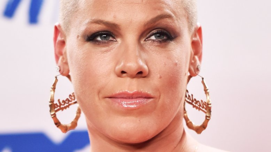 Pink slams rumors of a reignited feud with Christina Aguilera