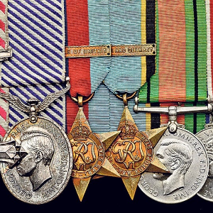 WWI VC and medals sell for record price