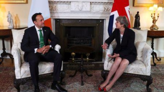 UK says has constructive relationship with Ireland, will focus on Brexit progress