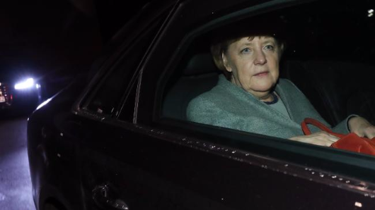 End of the line for Angela Merkel?