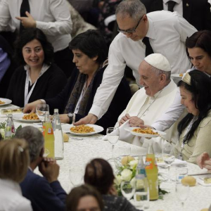 Pope slams 'indifference' to the poor
