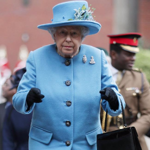 Queen's secret file found on street