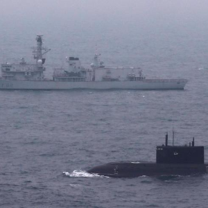 Russian 'ghost' sub's killer moves