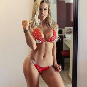 Meet the 'world's hottest nurse'