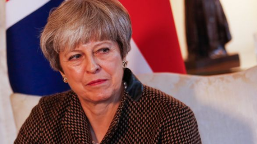 May 'bowing to EU demands' on Brexit bill