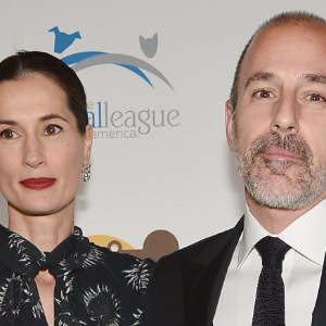 Matt Lauer's wife Annette Roque reportedly leaves country