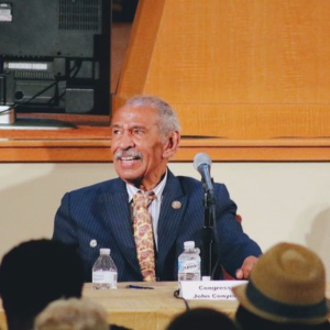New accuser speaks out against Conyers