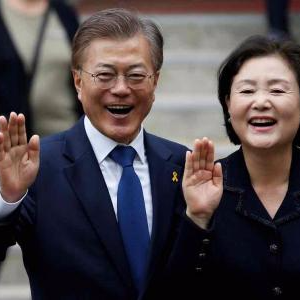 S Korea's Moon named 'global rethinker'