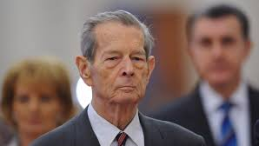 Romania's exiled King Michael dies