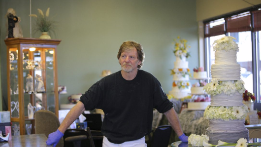 Gay wedding cake case heads to US court