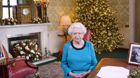 What the Royals eat on Christmas Day