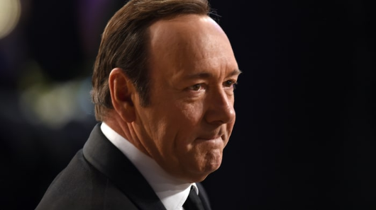 Spacey groped me: ex-hubby of Norway royal