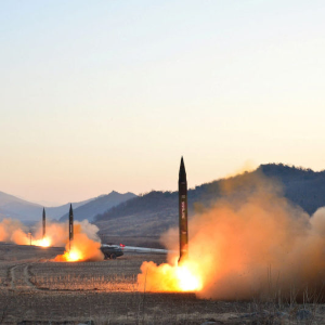 SKorea, US, Japan hold anti-missile drill