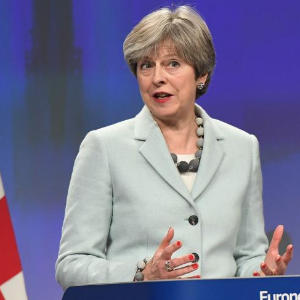 British PM faces Brexit backlash