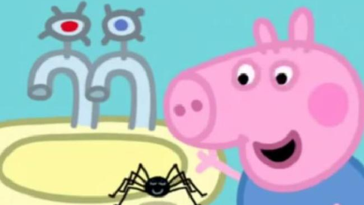 Peppa Pig under fire from doctors