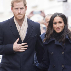 Palace confirms Harry, Meghan news