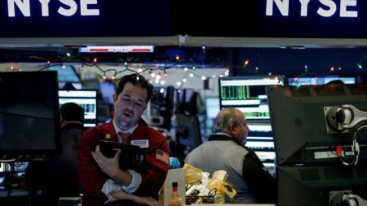 Stocks, euro dip as central banks dominate