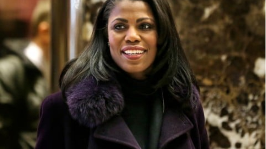 Omarosa exits White House with drama