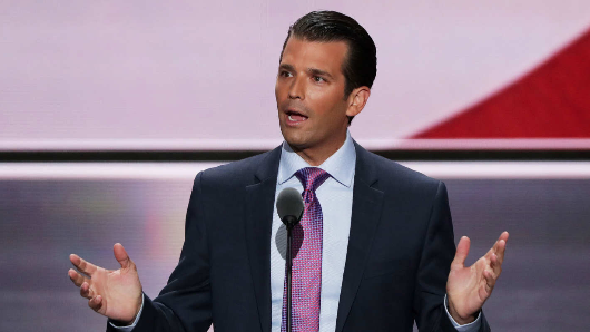 Trump Junior in nine-hour Senate interview