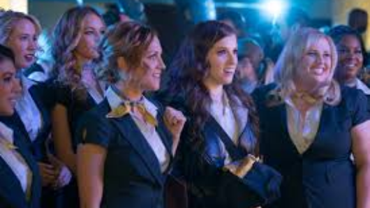 Rebel praises Pitch Perfect 3's writer