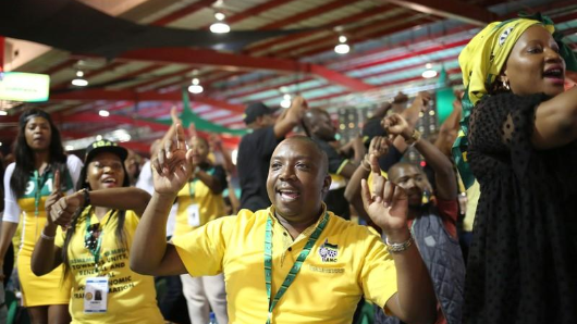 Result close in South Africa ANC vote