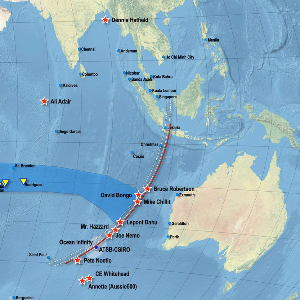 Lost MH370 sparks global flight tracking