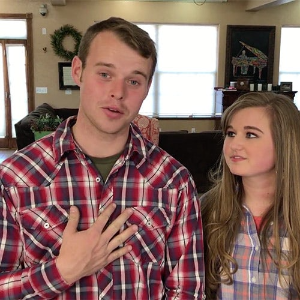 Joseph Duggar, wife Kendra expecting first child together