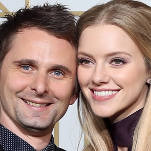 Muse singer Matthew Bellamy engaged to girlfriend Elle Evans