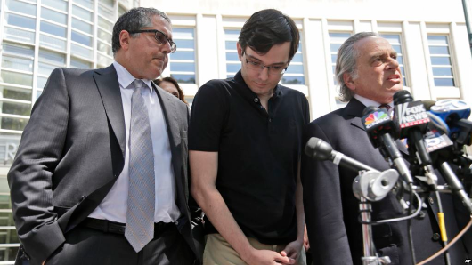 Shkreli ex-lawyer convicted in fraud case